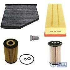 Filterset Inspektionspaket (5-tlg.) 1.6 2.0 TDI VW Passat B7 Sharan Tiguan Q3