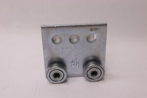 """Unistrut Wheel Trolley Assembly for P1000 and All 1-5/8"""" P2950EG"""