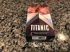 Titanic VHS! 11 Academy Awards! Avatar Apollo 13 Jurassic Park Britannic