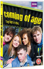 COMING OF AGE COMPLETE SERIES 1 DVD Tony Bignell Joe Tracini UK New Sealed R2