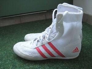 Adidas Box Hog Boxstiefel Boxing Schuhe Boxschuhe Boxen 40 Gym