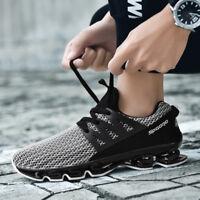 Zapatillas Moderno Malla Zapatos Casual Transpirable planos ATLETISMO Running ES