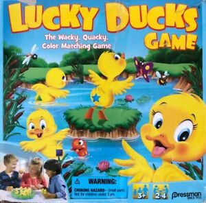 Lucky Ducks Replacement Duck Parts Board Game Milton Bradley 2015 You Pick