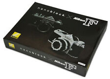 Nanoblock Nikon F 35mm camera - 1000 pieces - NB01-NF