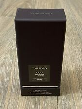 Tom Ford Oud Wood Eau de Parfum 3.4 Fl.oz   100 Ml New In Box