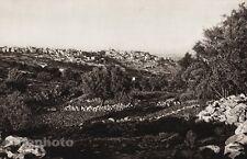 1925 Vintage BETHLEHEM Landscape ISRAEL Palestine Religion ~ LEHNERT & LANDROCK