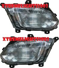 CHEVY EQUINOX 2016-2017 DAYTIME RUNNING LIGHTS DRL LAMPS FOG DRIVING BUMPER PAIR
