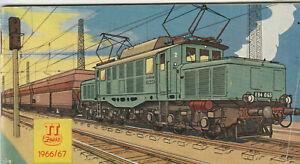 Zeuke TT Katalog von 1966/67  Original