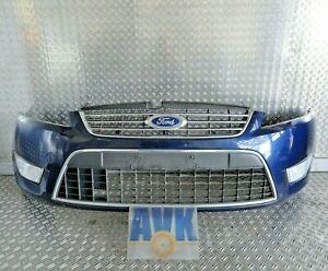 Stoßstange vorn 7S717757A NSW Grill blau E6 Ford Mondeo IV BA7