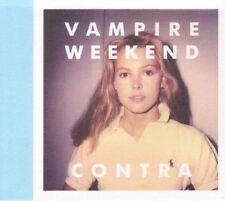 VAMPIRE WEEKEND Contra CD Album XL XLCD429 2010