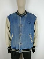 GEAR FOR SPORTS Cappotto di JEANS Giubbotto Coat Jacket Giacca Tg 2XL Uomo Man