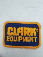 Clark Equipment Patch Great Condition