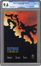 BATMAN: THE DARK KNIGHT RETURNS 4 CGC 9.6 NM WHITE PAGES 1986 DEATH OF THE JOKER