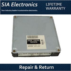 Lexus ES300 ECM ECU PCM Engine Computer Repair & Return  Lexus ECM Repair