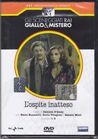 Dvd Sceneggiati RaiI L'OSPITE INATTESO con Paola Pitagora completa 1979