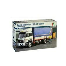 Italeri 510003939 1 24 IVECO TurboStar 190.42 tela Camion