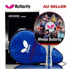 Butterfly 4 Star-402 Long Handle Table Tennis Ping Pong Racket Bat Shakehand FL