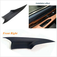 1 Pcs Car Front Right Inner Door Panel Handle Pull Trim Cover For BMW 7 Series