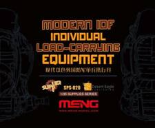Meng 1:35 Modern IDF Individual Load-Carrying Equipment Resin Accessory #SPS020