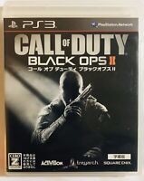 PS3 Call of Duty Black Ops II Japanese Ver PlayStation3