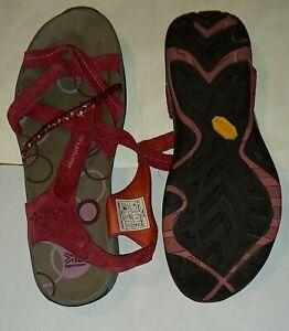 Karrimor Tobago Red Walking Sandals UK 6 EUR 39