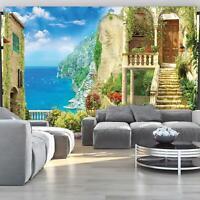Brilliante    Fototapete Tapete Poster HIMMEL 007908FW Ozean und Strand Aussicht