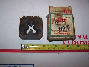 OLD THREADING DIE REED DIE 1/8 -27 NPT