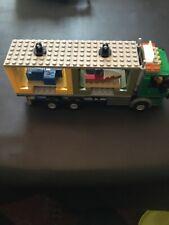 LEGO 60169 Camion e Gru e Carrello+ Nr 3 Minifigure-Usato No Scatola eIstruzioni