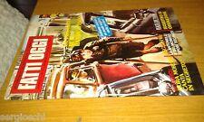 FATTI OGGI #  2-DORA MORONI CANTA IN SEGRETO - EDIFUMETTO - 1979 - SX30