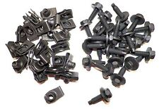 5/16 Body Bolts & Clips Ford Lincoln Mercury 50 Pcs (Kit 858-19) #1590