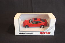 Herpa Mercedes-Benz CLK 1:43 Red (JS)