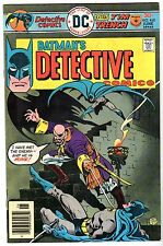 Detective Comics #460 with Batman & Tim Trench, Near Mint Minus Condition!