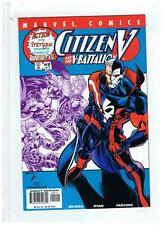 Marvel Comics Citizen V And The V Battalion #2 NM- 2001