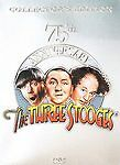 The Three Stooges 75th Anniversary Edition (DVD, 2008, 3-Disc Set in Tin Case)