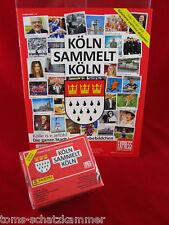 Panini Köln sammelt Köln 1. Serie Box 50 Tüten + Leeralbum = 250 Sticker + Album