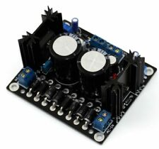Lt1083 High Power Adjustable Linear Power Supply Board Ac0 34v To Dc0 48v 0 10a