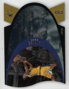 1997 SPX GOLD DIE CUT Kobe Bryant RC ROOKIE #SPX22 EX-MT LAKERS