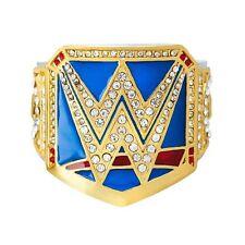 2017 WWE Smack Down Women's Championship Finger Ring SIZE 8.5