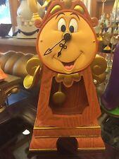 Disney Parks Die Schöne und das Biest Cogsworth Uhr funktionierendem 25.4cm