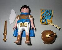 38106, 1x Römer, Tribun 7879, mit Helm, Umhang, Karte und Schwert