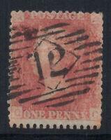 Großbritannien 1855 Mi. 10A Gestempelt 40% 1 Penny