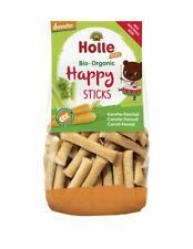 Bio-Happy Sticks - Karotte-Fenchel 100g | HOLLE BABYFOOD