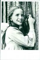 Laura Ingalls played by Melissa Gillbert in the TV  - Vintage photograph 2906142