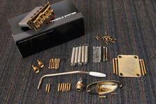 """Fender American 57/62 Vintage RELIC Stratocaster 2 3/16"""" Hardware Set USA - Gold"""