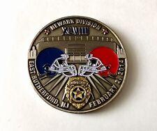 SUPER BOWL XLVIII 48 NEW JERSEY POSTAL POLICE CHALLENGE COIN SEATTLE YORK NFL