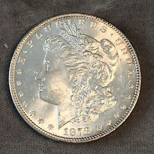 1878 7 Tail Feather Rev of 78 Morgan Dollar - Very Nice Uncirculated #C304