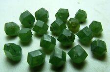 81 ct (18 Pcs), RARE Green DEMANTOID GARNET Crystals lot From Pakistan