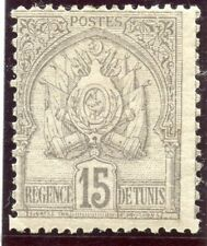 TIMBRE COLONIES FRANCAISES / TUNISIE NEUF N° 24 * COTE 13 €