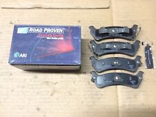 New ARI Roadproven 64-D666 Severe Duty Disc Brake Pad Pads