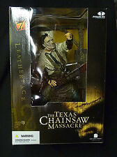 McFarlane Toys Movie Maniacs 12 Inch Leatherface Texas Chainsaw Figure 2004
